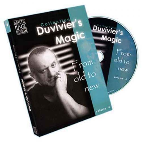 Duvivier's Magic  Volume 4: From Old To New by Dom...