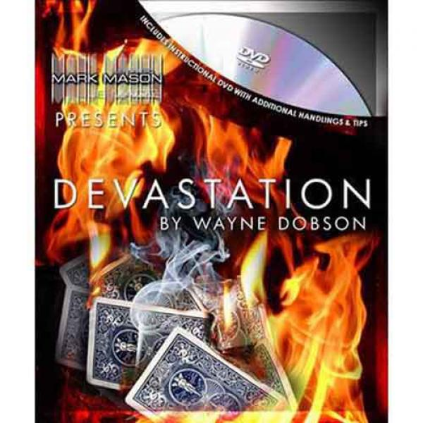 Devastation by JB Magic - DVD