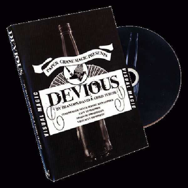 Devious by Brandon David, Chris Turchi, and Paper ...