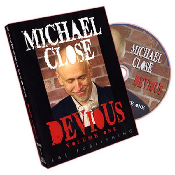 Devious Volume 1 by Michael Close and L&L Publ...