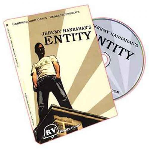 Entity by Jeremy Hanrahan - DVD and Gimmick