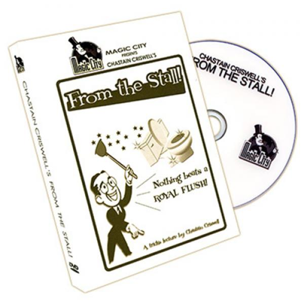 From the Stall DVD by Chastain Chriswell - DVD