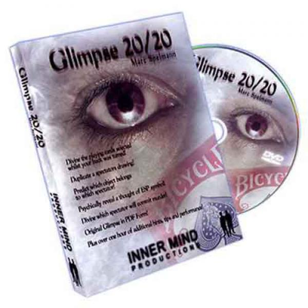 Glimpse 20 20 by Marc Spelmann - DVD