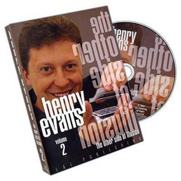The Other Side Of Illusion Volume 2 by Henry Evans...