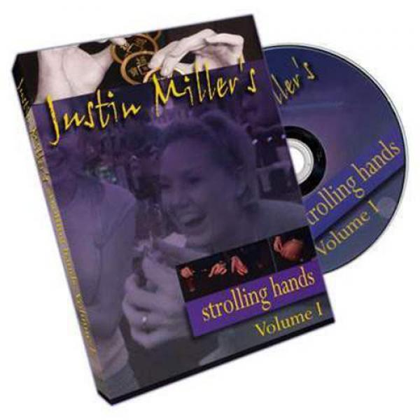 Strolling Hands Volume One by Justin Miller - DVD