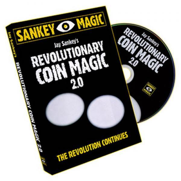 Revolutionary Coin Magic 2.0 by  Jay Sankey - DVD