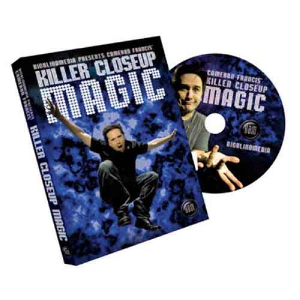 Killer Close Up Magic  by Cameron Francis and Big ...