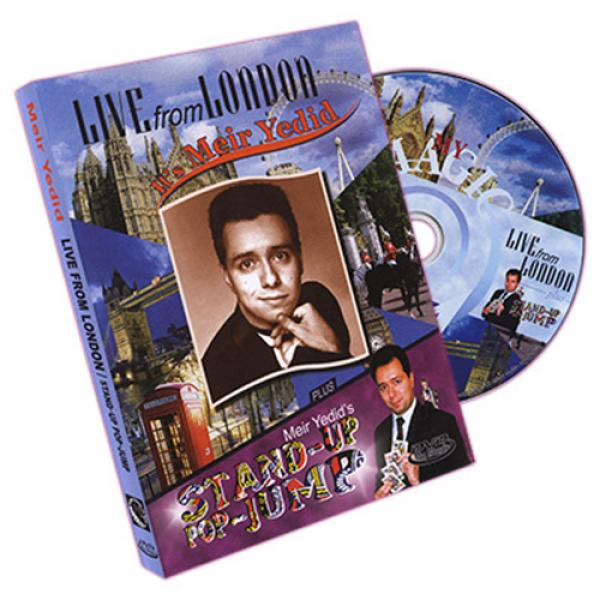 Live From London It's Meir Yedid - DVD