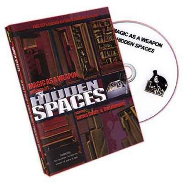 Magic As A Weapon: Hidden Spaces - DVD