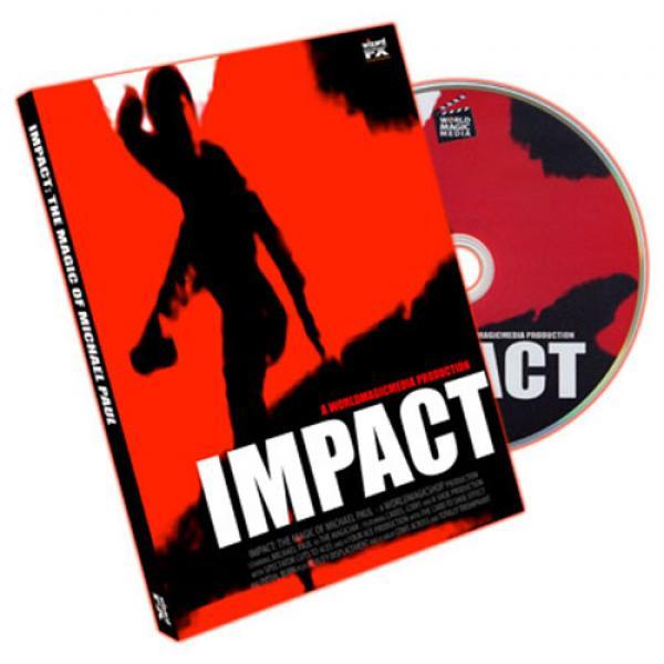 Impact by Michael Paul - DVD