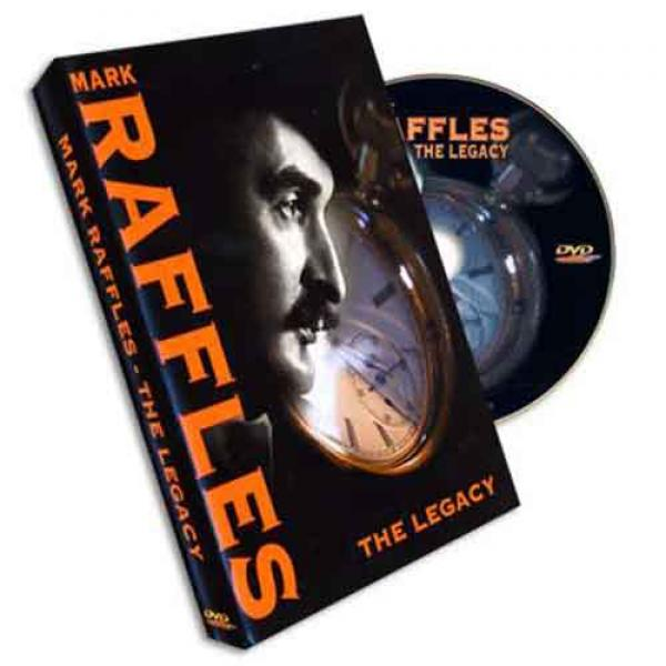 Mark Raffles: The Legacy by RSVP - DVD