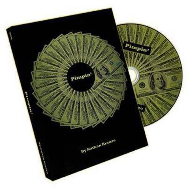 Pimpin by Nathan Kranzo - DVD