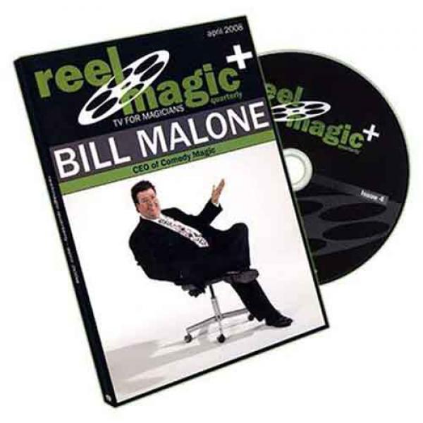 Reel Magic Quarterly (Bill Malone) - DVD
