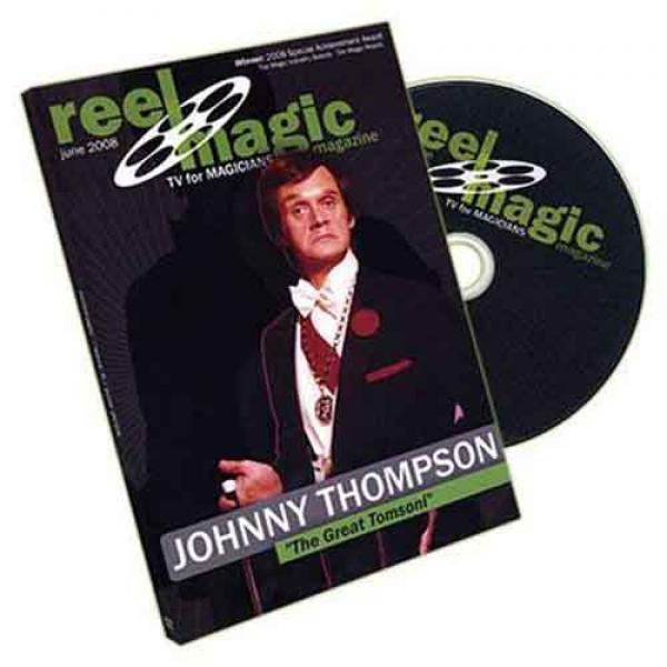 Reel Magic Magazine (Johnny Thompson) - DVD