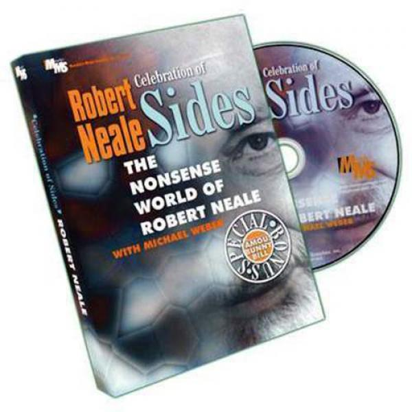 Celebration Of Sides by Robert Neale - DVD