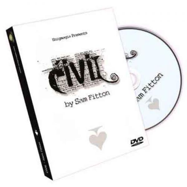 Civil (Coin In Very Intriguing Location) by Sam Fi...