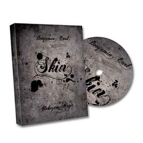 Skin by Benjamin Earl And Alakazam - DVD