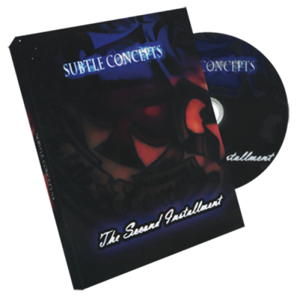 Subtle Concepts 2 by Richard Hucko, Patrick Kun, B...