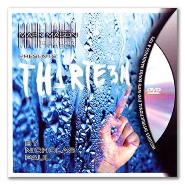 Th1rte3n (13) by Nicholas Paul and JB Magic - DVD