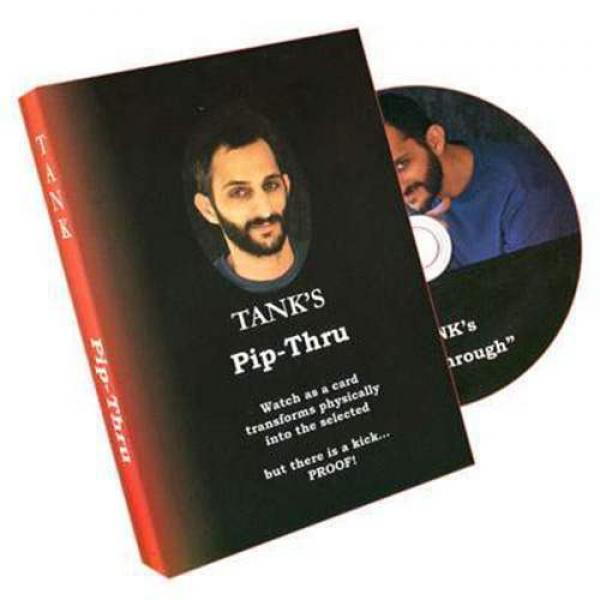 Pip-Thru by Tank Hanna - DVD