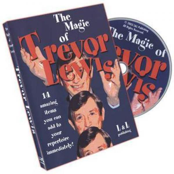Magic Of Trevor Lewis - DVD