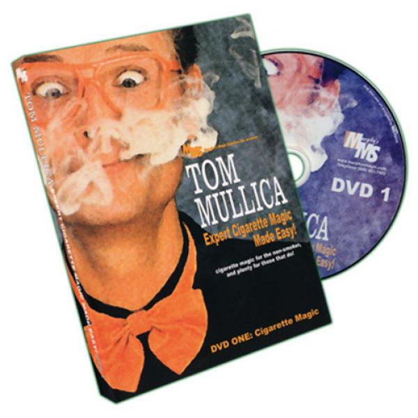 Expert Cigarette Magic Made Easy - Vol.1 by Tom Mu...