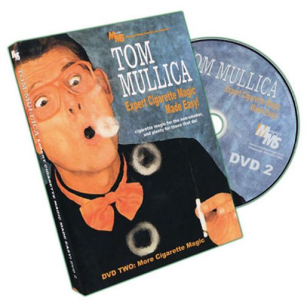 Expert Cigarette Magic Made Easy - Vol.2 by Tom Mu...