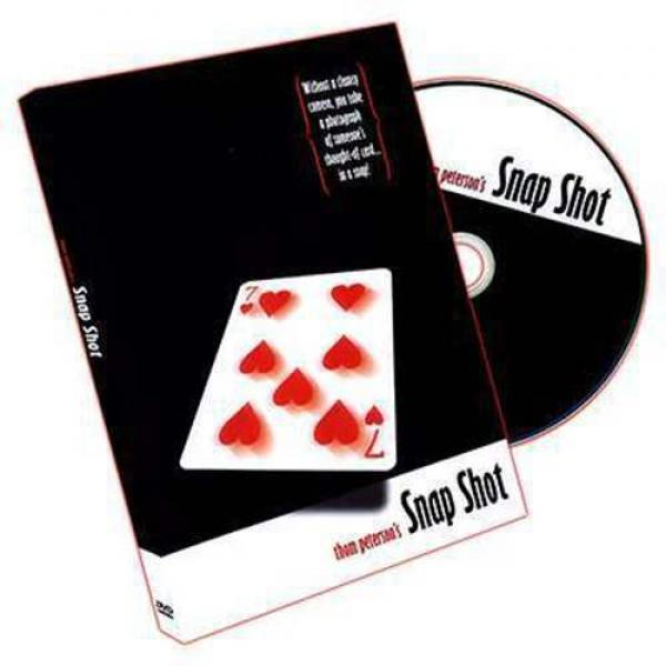Snap Shot by Thom Peterson - DVD e speciali carte stampate