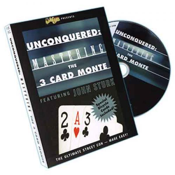 Unconquered: Mastering the Three-Card Monte (DVD a...