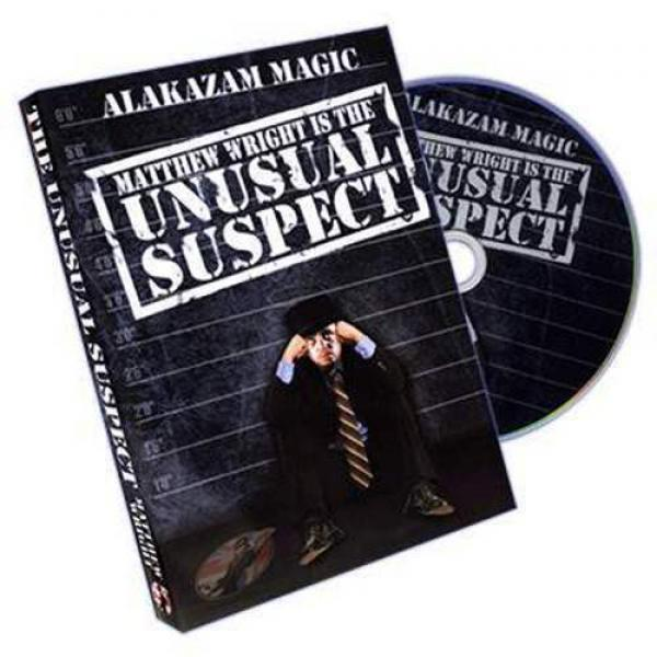 The Unusual Suspect by Matthew Wright - DVD