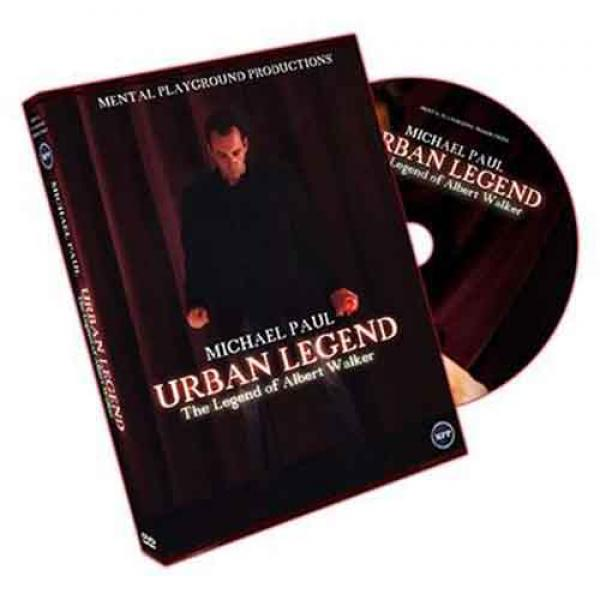Urban Legend by Michael Paul - DVD