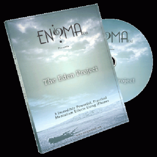 Eden Project by Geraint Clarke and Enigma Ltd. - DVD