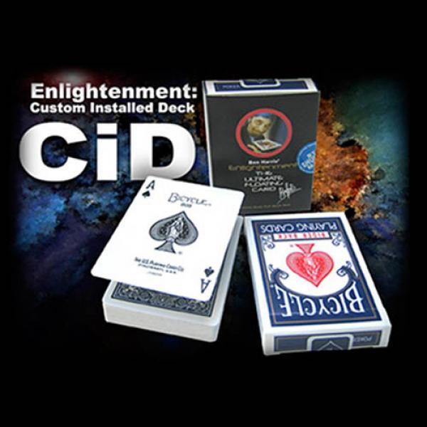 Enlightenment Custom Installed Deck by Ben Harris