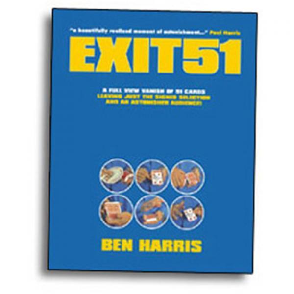 Exit 51 by Ben Harris