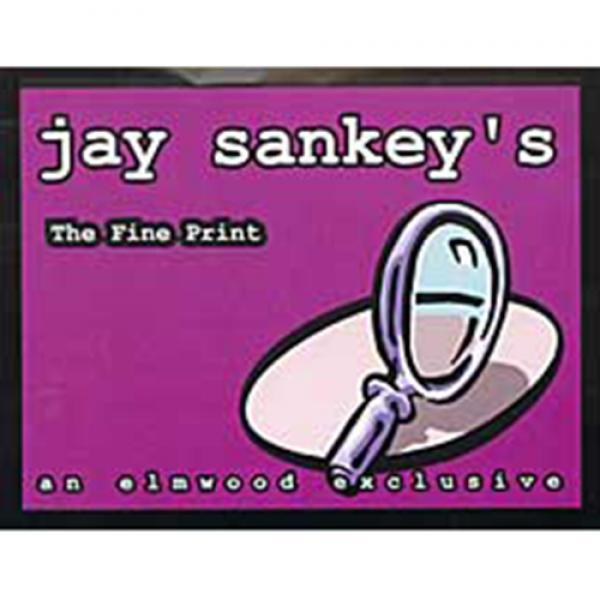 Fine Print trick Jay Sankey