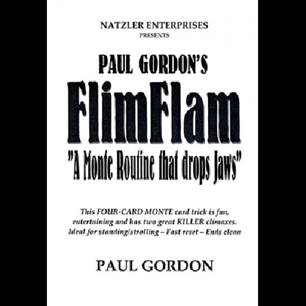 Flim Flam by Paul Gordon