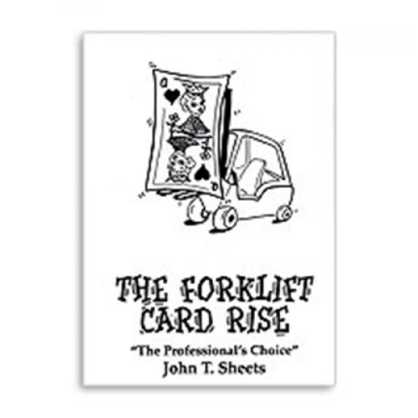 Fork Lift Card Rise by John T. Sheets