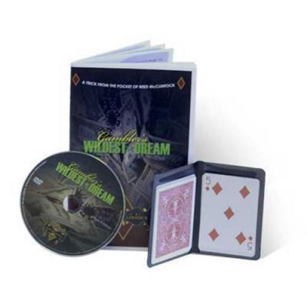 Gambler's Wildest Dream by Reed McClintock - DVD, ...