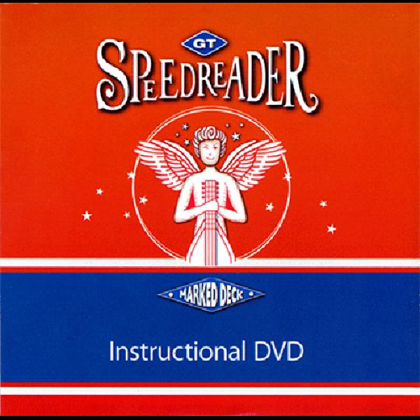 GT Speedreader DVD by Kozmomagic