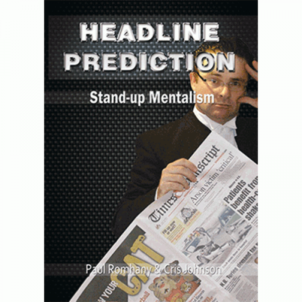 Headline Prediction (Pro Series Vol 8) by Paul Rom...