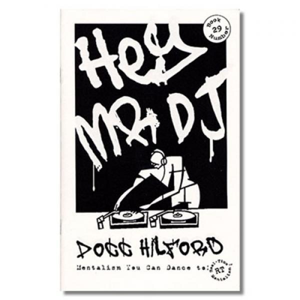 Hey Mr. DJ by Docc Hilford - Book