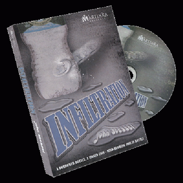 Infiltration by John Stessel Martinka Magic