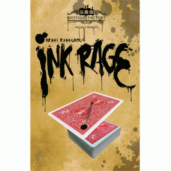 INKRage by Arnel Renegado and Mystique Factory - V...