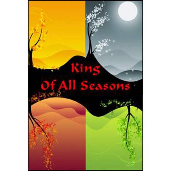 King of All Seasons by Mephysto Magick Studio