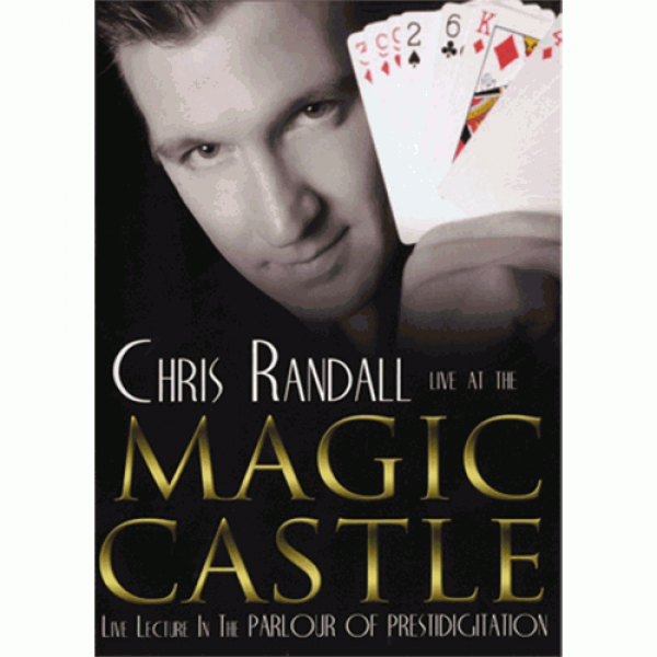 Live at the Magic Castle by Chris Randall video DO...