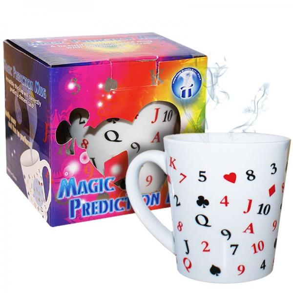 Magic Prediction Mug