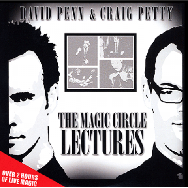 Magic Circle Lectures by David Penn and Craig Pett...