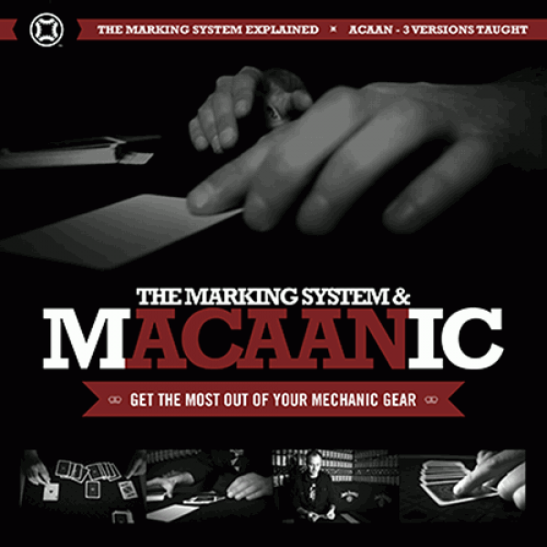 Marking System for Mechanic Deck by Mechanic Indus...
