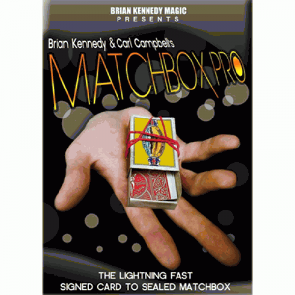 Match Box Pro by Brian Kennedy and Carl Campbell -...