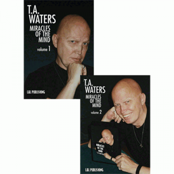 Miracles of the Mind Set (Vol 1 and 2) by TA Water...